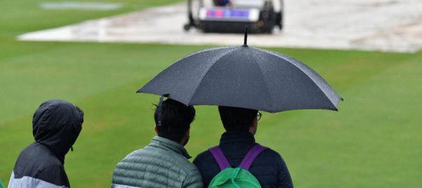 پاکستان، سری لنکا، میچ، بارش، نذر، ٹیموں، پوائنٹ