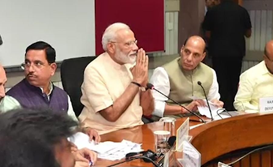 بھارتی وزیراعظم اور وزیر خارجہ کے پاکستانی ہم منصبوں کو جوابی خط، مذاکرات کی پیشکش قبول کرلی