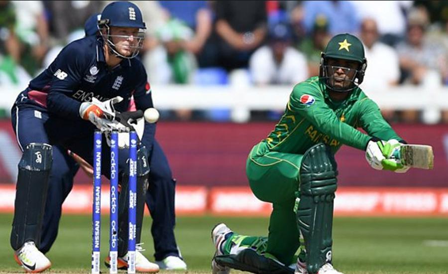 ون ڈے مقابلوں میں انگلینڈ کو پاکستان پر برتری حاصل
