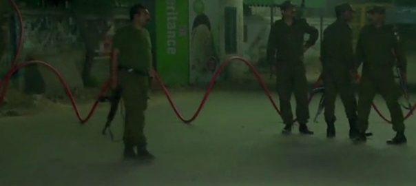 فیصل آباد ، مبینہ پولیس مقابلے ، پانچ ، پولیس ، اہلکاروں ، قاتل ، خطرناک ، دہشت گرد ، ہلاک