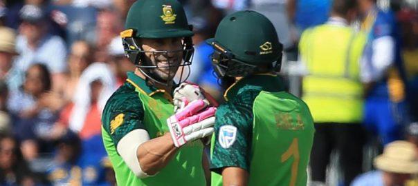 جنوبی افریقہ، سری لنکا، نو وکٹوں، شکست ، سیمی فائنل