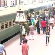 یکم جولائی  ریل کرایے  لاہور  ویب ڈیسک 