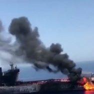 سعودی عرب ، برطانیہ ، آئل ٹینکرز ، حملے ، ذمہ دار ، ایران