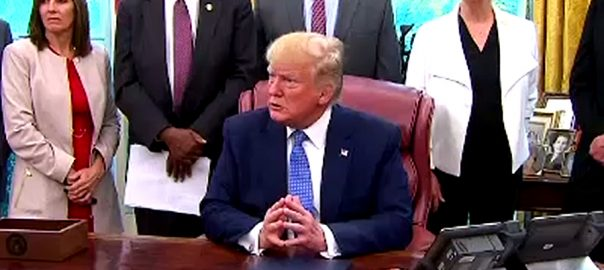 ایران امریکی صدر واشنگٹن  92 نیوز 