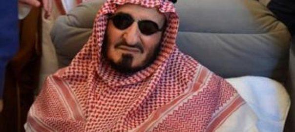 سعودی شہزادہ  بندر بن عبدالعزیز  انتقال  ریاض  92 نیوز مرحوم  نماز جنازہ  طویل علالت  مسجد الحرام  نماز عشا