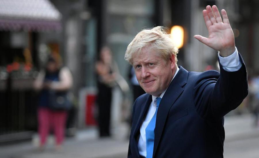 برطانوی وزیر اعظم بورس جانسن کا قبل از وقت انتخابات کرانے کی خواہش کا اعلان