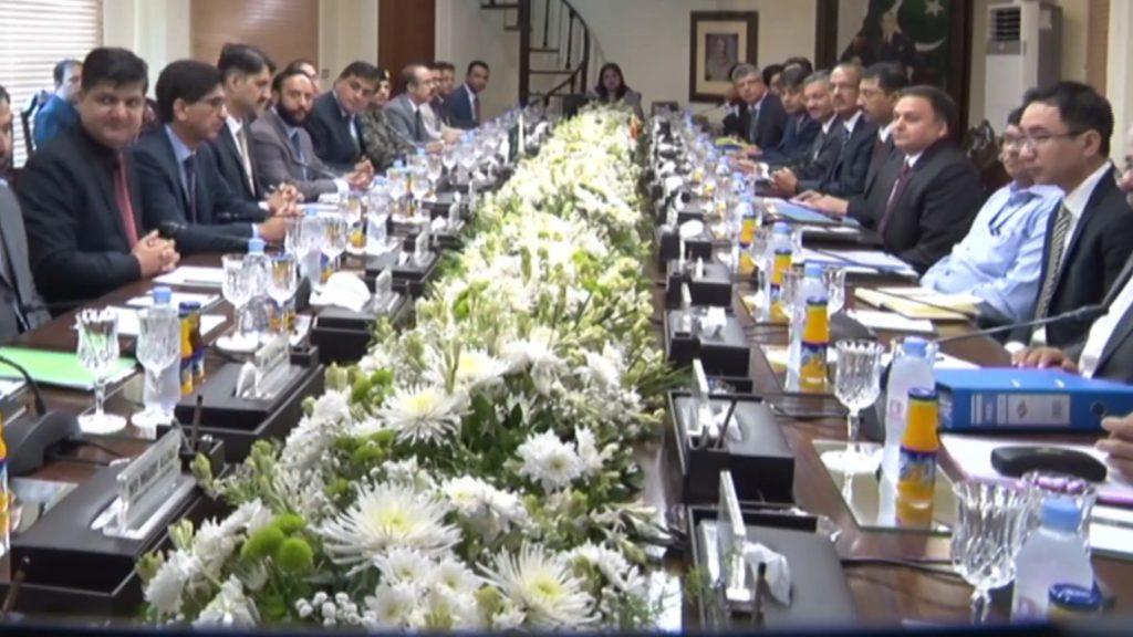 کرتارپور راہداری مذاکرات بھارتی وفد واہگہ پاکستان