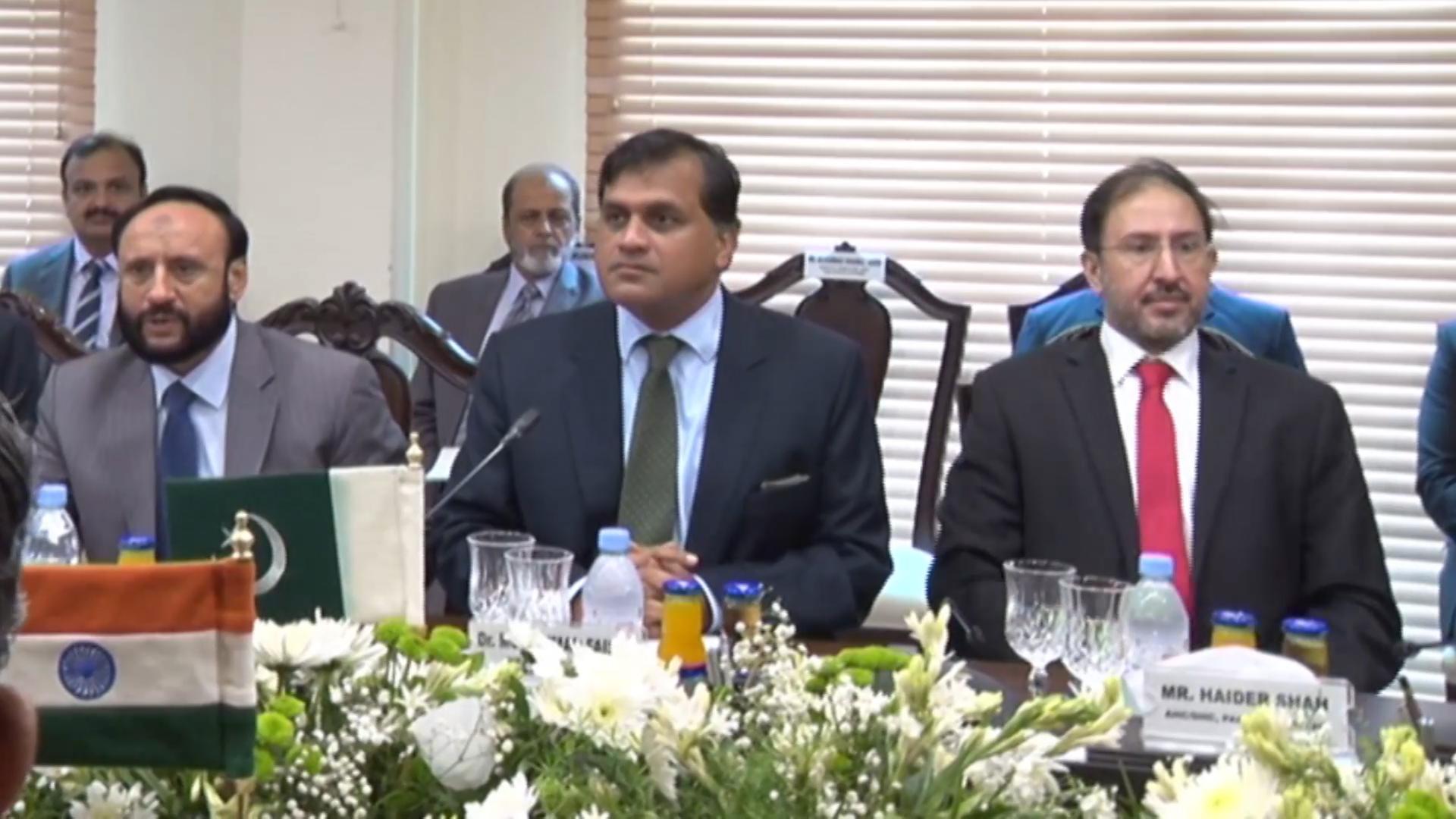 کرتارپور راہداری معاہدے پر اسی فیصد سے زائد اتفاق ہو گیا، ڈاکٹر محمد فیصل