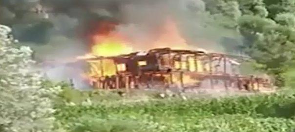 لائن آف کنٹرول بھارتی فوج بلا اشتعال فائرنگ شہری شہید 9 افراد زخمی