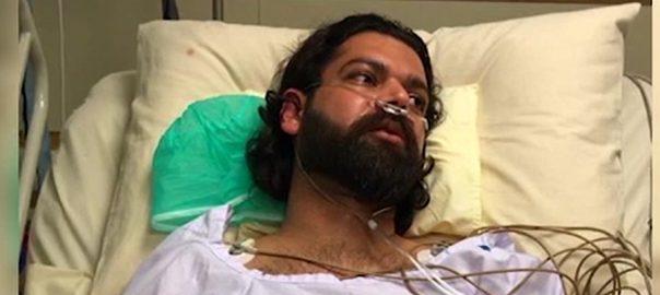 مرید  خضرقتل کیس کراچی  92 نیوز زخمی ملزم  ملزم عاطف  جناح اسپتال  جیل  سرجن  محمد اشفاق