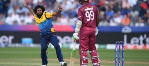 سری لنکا، سنسنی خیز، مقابلے، ویسٹ انڈیز، 23 رنز، شکست