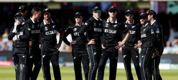نیوزی لینڈ ورلڈ کپ فائنل اگر مگر لندن  92 نیوز ورلڈکپ  فائنلسٹ ٹیم  نیوزی لینڈ  قسمت کی دھنی 