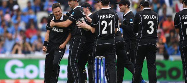 ورلڈ کپ 2019 سیمی فائنل نیوزی لینڈ بھارت شکست