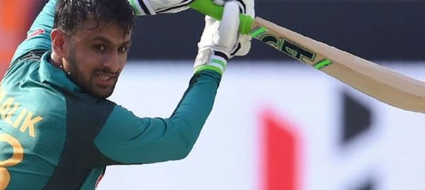 پاکستانی ٹیم سینئر کھلاڑی شعیب ملک کیریئر اختتام