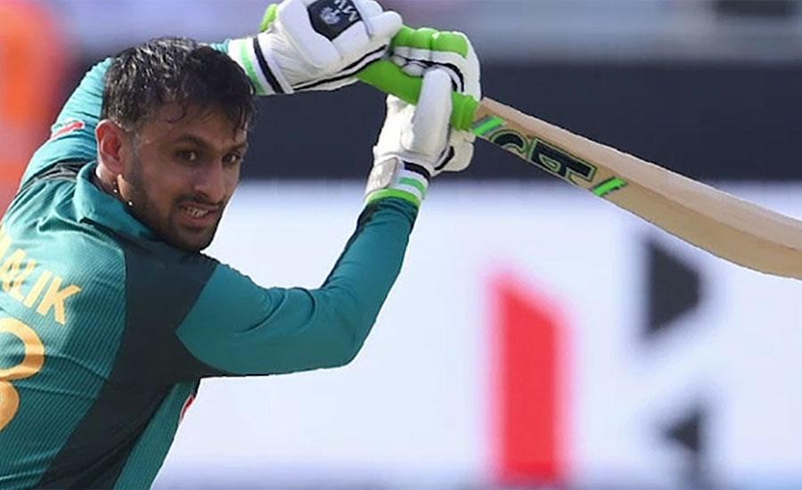 پاکستان کرکٹ ٹیم کے سینئر کھلاڑی شعیب ملک کا کیریئر اختتام کو پہنچا