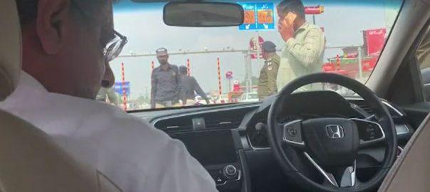 ایل این جی درآمد کیس نیب راولپنڈی مسلم لیگ ن رہنما وزیراعظم شاہد خاقان عباسی ٹھوکر نیاز بیگ ٹول پلازے