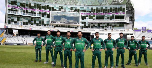 قومی ٹیم  سرفراز  پریس کانفرنس  لاہور  92 نیوز  کرکٹ ورلڈ کپ 