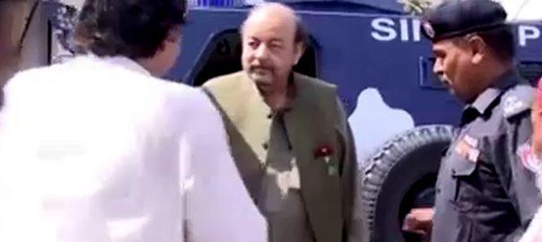 آغا سراج درانی نیب ریفرنس کراچی  92 نیوز آمدن سے زائد اثاثہ جات  نیب پراسیکیوٹر