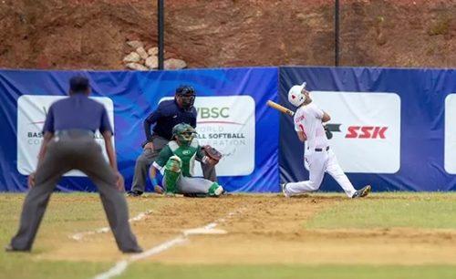 ویسٹ ایشیا بیس بال بیس بال کپ کولمبو 92 نیوز