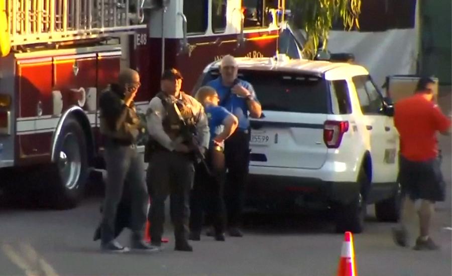 کیلیفورنیا میں فوڈ فیسٹیول کے دوران فائرنگ، تین افراد ہلاک