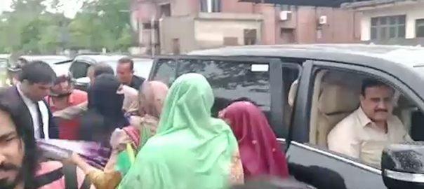 وزیر اعلیٰ پنجاب سردار عثمان بزدار موسلادھار بارش لاہور علاقوں دورہ