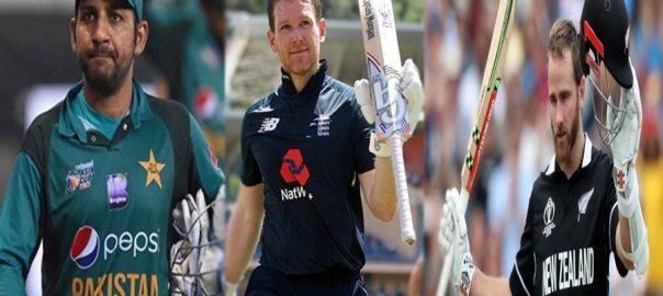 پاکستان  سیمی فائنل  نیوزی لینڈ  انگلینڈ  چیسٹرلی اسٹریٹ  92 نیوز ورلڈ کپ 2019