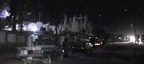کوئٹہ نصیر آباد نوتال سی ٹی ڈی مقابلے دہشت گرد ہلاک