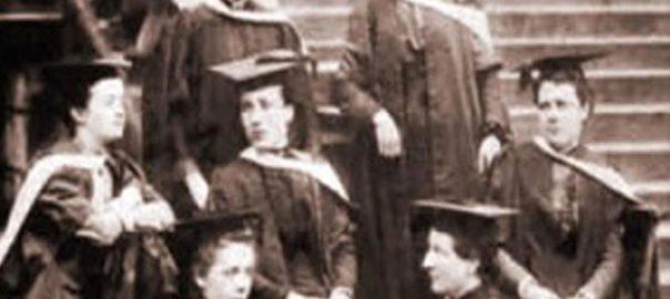 سات مرحوم طالبات  150 سال بعد ڈگریاں لندن نیٹ نیوز  برطانوی یونیورسٹی  ایڈنبرا  ایڈنبرا سیون