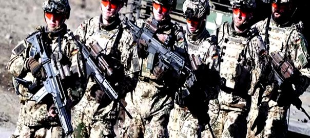جرمنی شام فوجی امریکی درخواست مسترد برلن  92 نیوز حکومتی ترجمان  واضح پالیسی  امریکی نمائندہ خصوصی  جیمزجیفری  ڈونلڈ ٹرمپ 