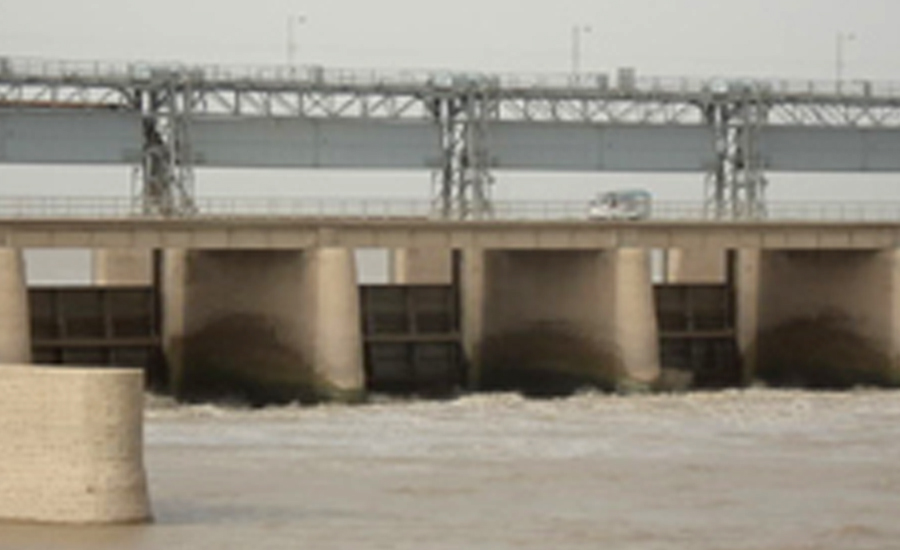 بھارت نے ستلج میں پانی چھوڑ دیا