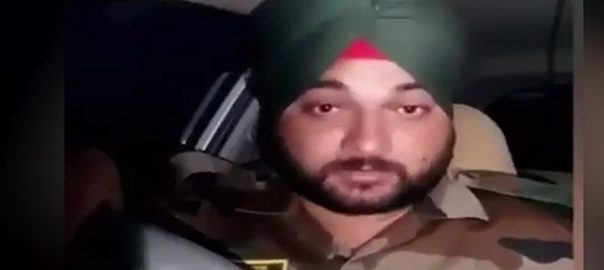 بھارتی سکھ خالصتان نئی دہلی  92 نیوز امتیازی سلوک  بھارتی سکھ فوجی