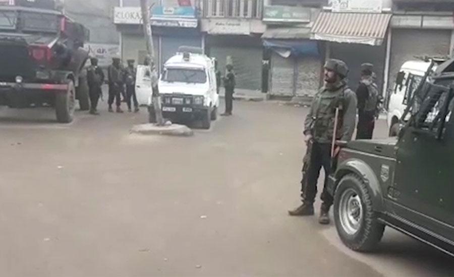 مقبوضہ کشمیر میں قابض بھارتی فورسز نے فائرنگ کرکے 2 کشمیری نوجوانوں کو شہید کر دیا
