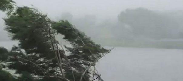 بارش  پیشگوئی  کراچی 