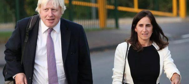 برطانوی وزیراعظم سابق اہلیہ اباؤا جداد پاکستانی سرگودھا 92 نیوز بورس جانسن  مرینہ ویلر  برصغیر  یادداشتیں  فروری  سرگودھاکادورہ
