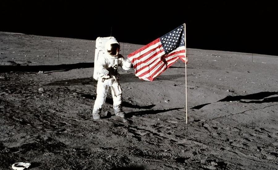 انسان کو چاند پر قدم رکھے 50 برس بیت گئے 