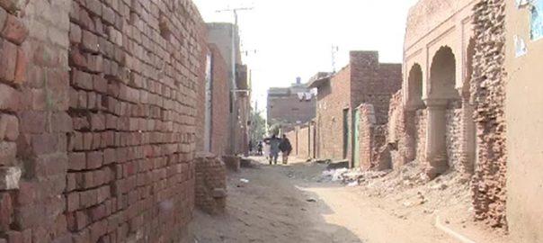 ملتان  مون سون  800 عمارتیں خطرناک 92 نیوز سورج کنڈ روڈ  ممتاز آباد