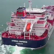 ایران  تیل بردار  بحری جہاز  ویڈیو جاری  تہران  92 نیوز