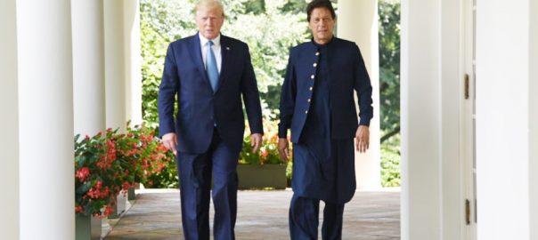 عمران خان  دورہ امریکا 92 نیوز پل پل باخبر واشنگٹن  اندرونی مسائل  خارجہ محاذ چیلنجز خرم شہزاد  مسئلہ کشمیر بلوچستان  بھارتی مداخلت  پاک امریکا تعلقات 