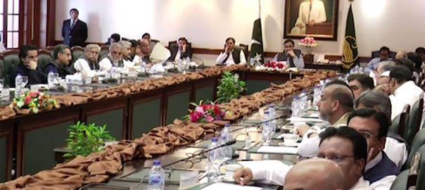 پنجاب کابینہ ردوبدل وزیر اعلیٰ محکمے تبدیل