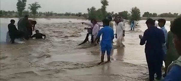 بارش کرنٹ  آسمانی بجلی  17افراد جاں بحق کراچی  ویب ڈیسک