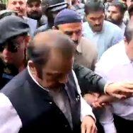 منشیات کیس رانا ثناء اللہ لاہور  92 نیوز  پاکستان مسلم لیگ ن  سابق وزیر قانون پنجاب