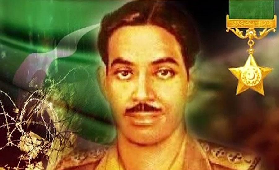 پاکستانی قوم جدوجہد آزادی کشمیر کے مجاہد کیپٹن راجہ محمد سرور شہید کا 71 واں یوم شہادت آج منا رہی ہے