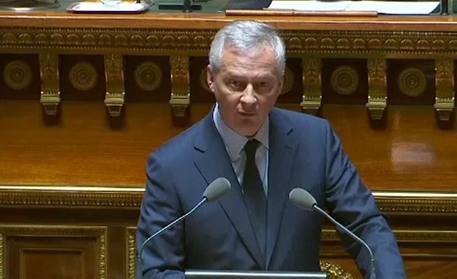 امریکی دھمکیاں نظرانداز ، فرانس نے ڈیجیٹل ٹیکس کا قانون منظور کر لیا