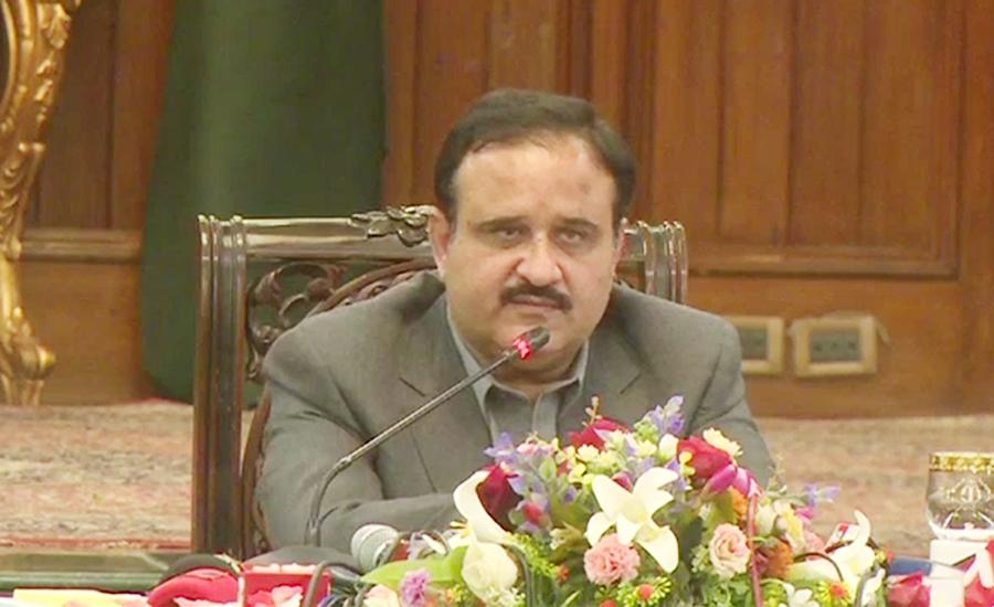 پاکستان کورونا پر پیکیج دینے والا پہلا ترقی پذیر ملک ہے، وزیراعلیٰ بزدار