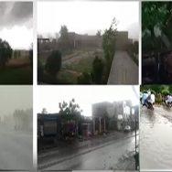 ملک بارش موسم خوشگوار لاہور  92 نیوز راولپنڈی گوجرانوالہ لاہور سرگودھا فیصل آباد ساہیوال بہاولپور ڈی جی خان