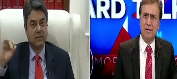 وفاقی وزیر قانون سندھ گورنر راج خارج از امکان اسلام آباد  92 نیوز بیرسٹر فروغ نسیم  ہارڈ ٹاک