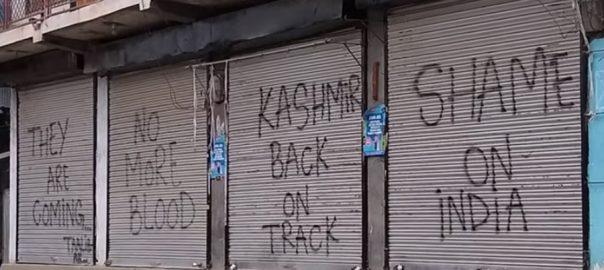 ہمارا میڈیا  میڈیا جھوٹا کشمیر  بھارتی صحافی نئی دہلی  ویب ڈیسک  مقبوضہ کشمیر