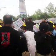 کراچی اساتذہ وزیر اعلیٰ ہاؤس لاٹھی چارج 92 نیوز