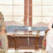 وزیر اعظم  آرمی چیف  مقبوضہ کشمیر اسلام آباد 