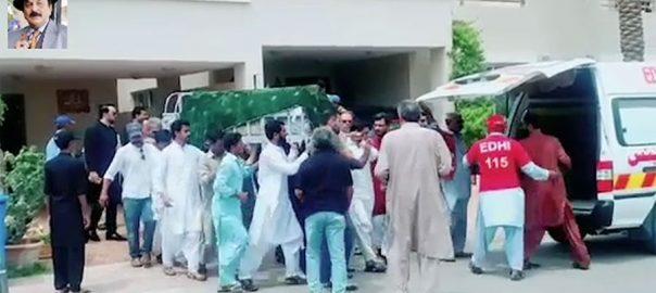 معروف ، اداکار ، عابد علی ، کراچی ، سپرد خاک